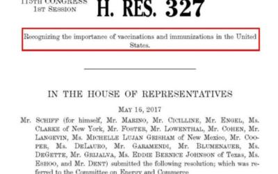 Dismantling House Resolution 327