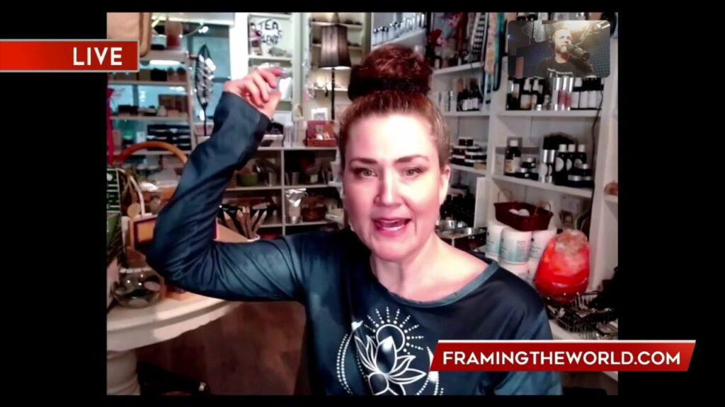 Amandha Vollmer Tells All! Clip