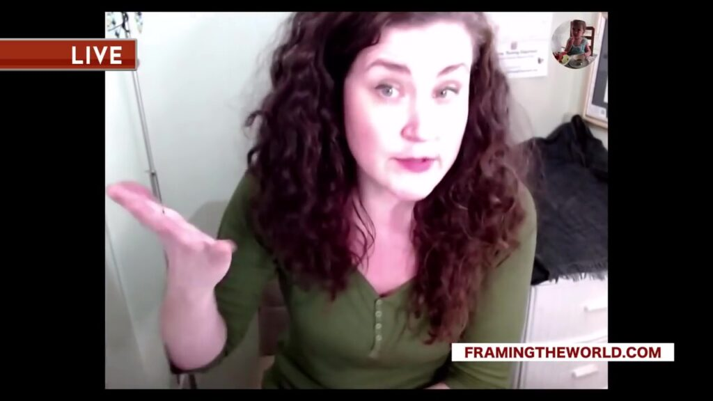 Healing with DMSO by Amandha Vollmer on Framing the World