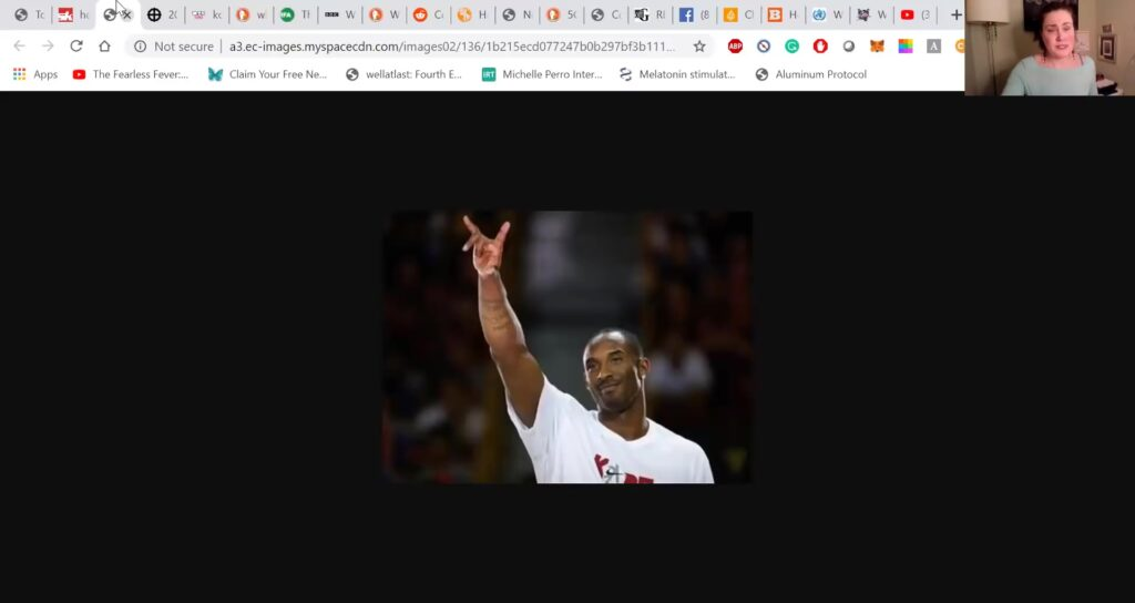 Kobe Bryant's Ritual Murder to Fuel Wuhan Coronavirus Hoax Caused by 5G and Incinerator Pollution