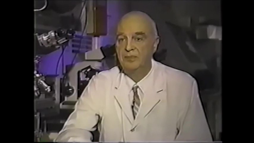 The Somatid Cycle & Gaston Naessens Discussing His Somatoscope