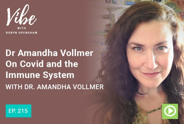 Amandha Vollmer On Robyn Openshaw's Podcast
