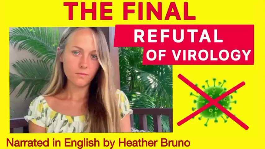 The Final Refutal of Virology – THE SCIENTIFIC REVOLUTION IS HERE! English version.