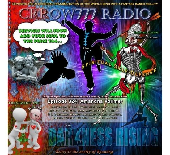 Crrow777 Radio Show – Episode 324