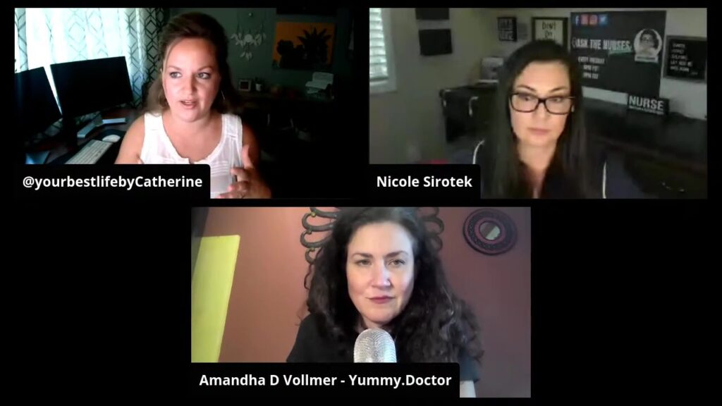Ask The Nurses Podcast Episode 29