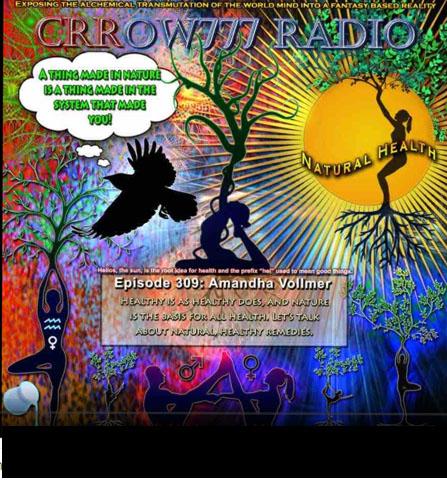 Crrow777 Radio Amandha Vollmer Episode 309