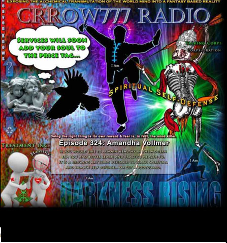 Crrow777 Radio Amandha Vollmer Episode 324