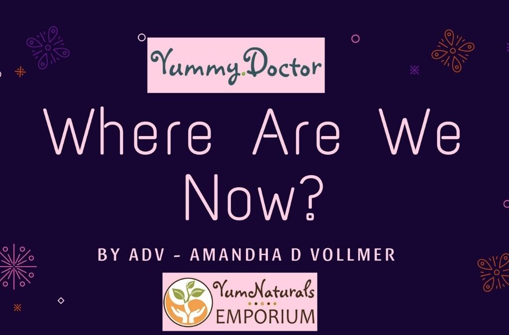 Where Are We Now? By ADV