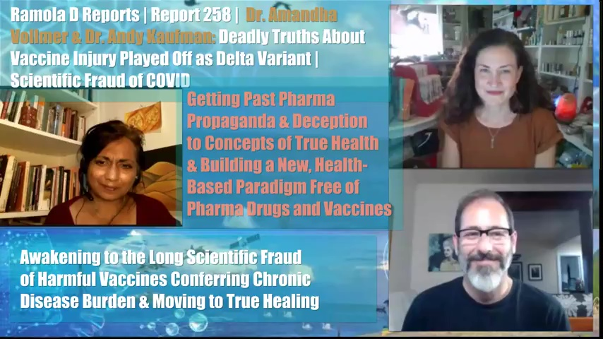 Report 259: Dr. Andy Kaufman and Dr. Amandha Vollmer Expose COVID Vaccine Fraud, Science Deception